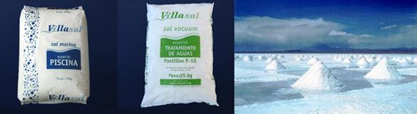 Qu tipo de sal utilizo para mi piscina de cloraci n for Piscinas de sal