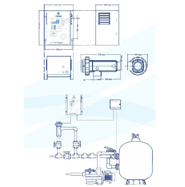 clorador-salino-idegis-basico-esquema