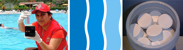 Cuidado con el cloro de la piscina en la que disfruta su familia cloradores salinos - Cloro en piscinas ...
