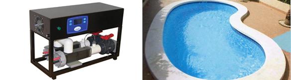 Clorador Salino Autolimpiable SMCP De Naturalchlor