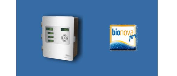 Ionnova El sistema de purificación de agua por ionización de Cobre/Plata