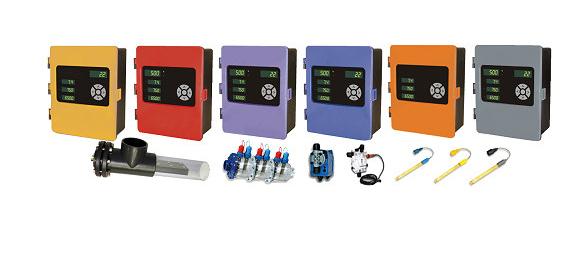 Controladores electrónicos de pH