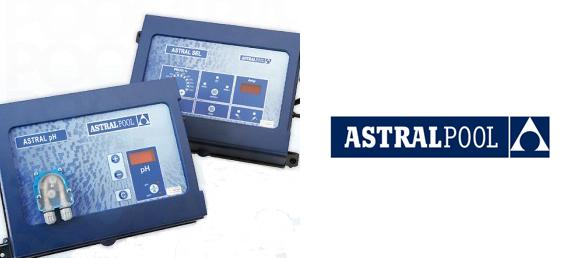 Clorador salino mas pH de Astral 160 m3