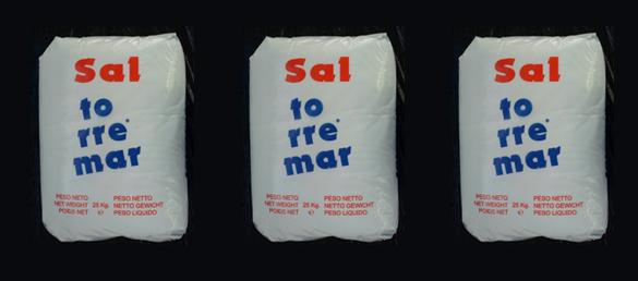 Sal para Electrólisis Salina Torremar