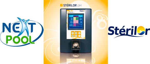 Dosificador automático Sterilor PH