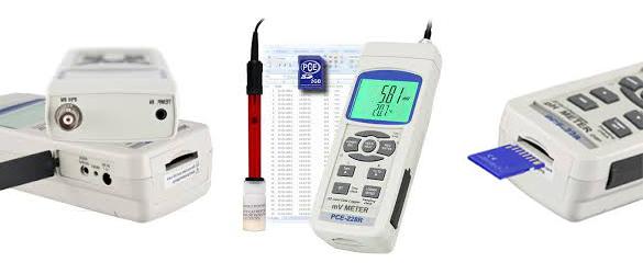 Medidor de potencial redox PC-288