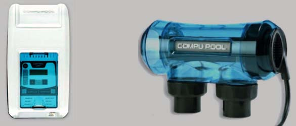 Clorador salino compupool cloradores salinos - Clorador salino piscinas ...
