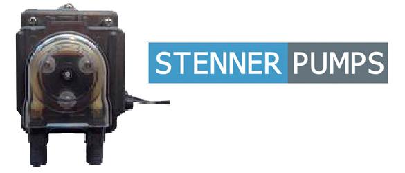 Bomba dosificadora peristáltica de Stenner